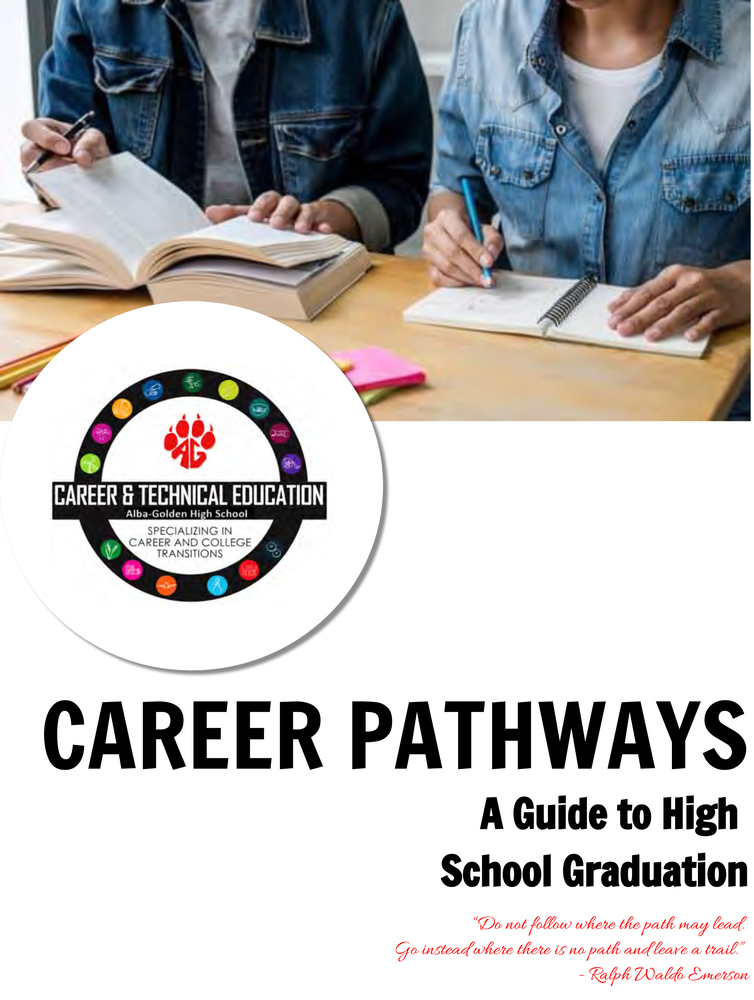 Career Pathways - A Guide to High School Graduation